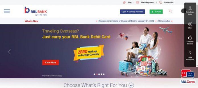 RBL Bank Reviews